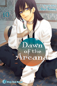 Dawn of the Arcana Manga Volume 10