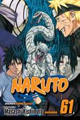 Naruto Manga Volume 61
