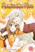 Kamisama Kiss Manga Volume 13