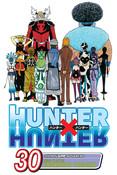 Hunter X Hunter Manga Volume 30
