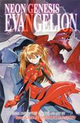 Neon Genesis Evangelion 3 in 1 Edition Manga Volume 3