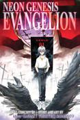 Neon Genesis Evangelion 3 in 1 Edition Manga Volume 4
