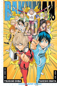 Bakuman Manga Volume 20