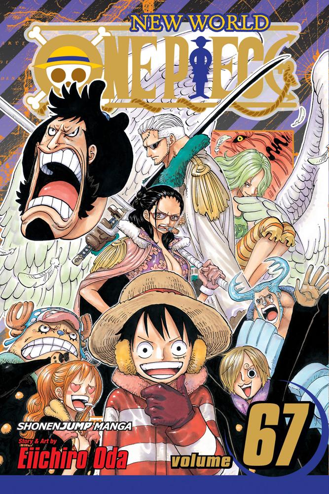 One Piece Manga Volume 80