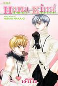 Hana Kimi 3 in 1 Edition Manga Volume 4