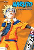 Naruto 3 in 1 Edition Manga Volume 4