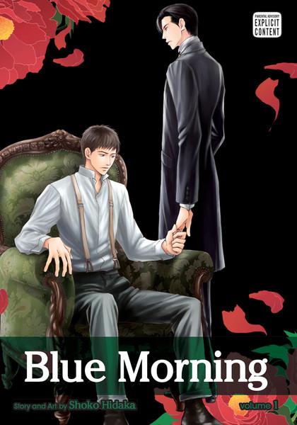 Blue Morning Manga Volume 1
