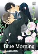Blue Morning Manga Volume 4