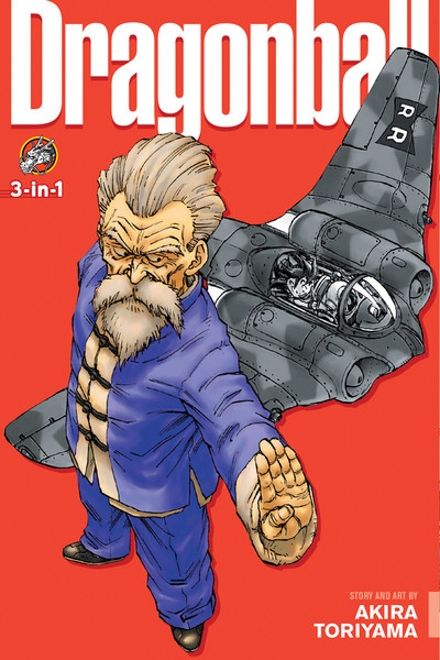 Dragon Ball 3 in 1 Edition Manga Volume 2
