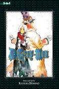 D.Gray-man 3 in 1 Edition Manga Volume 1