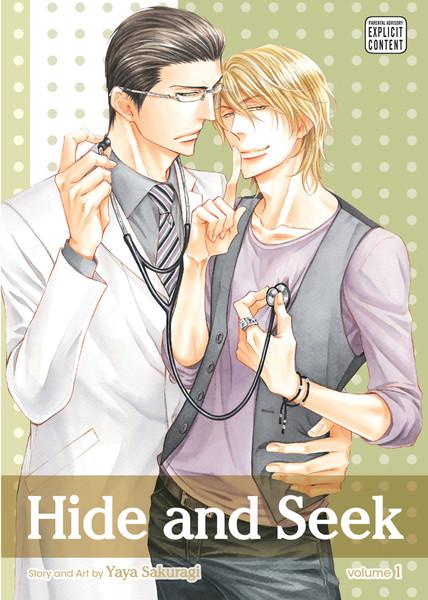 Hide and Seek Manga Volume 1
