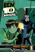 Ben 10 Omniverse: Parallel Paradox Graphic Novel 3