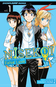 Nisekoi False Love Manga Volume 1