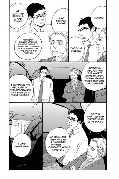 Tableau Numero 20 Manga