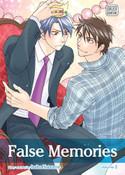 False Memories Manga Volume 2