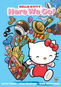 Hello Kitty Manga Volume 1 Here We Go!