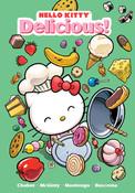 Hello Kitty Manga Volume 2 Delicious!