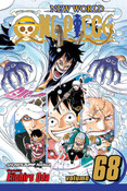 One Piece Manga Volume 68
