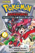 Pokemon Adventures Heart Gold and Soul Silver Manga Volume 2