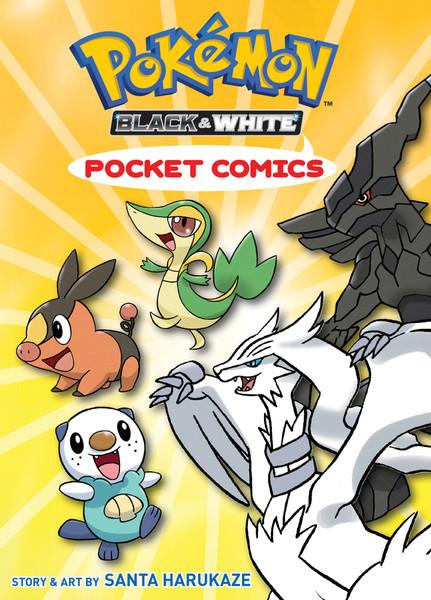 Pokemon Black and White Pocket Comics