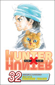 Hunter X Hunter Manga Volume 32