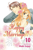 Happy Marriage?! Manga Volume 10