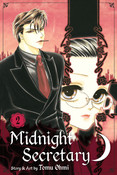 Midnight Secretary Manga Volume 2