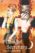 Midnight Secretary Manga Volume 3