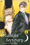Midnight Secretary Manga Volume 4