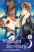 Midnight Secretary Manga Volume 6