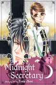 Midnight Secretary Manga Volume 7