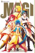 Magi Manga Volume 11