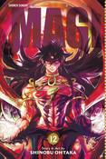 Magi Manga Volume 12