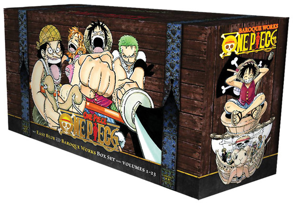 One Piece: East Blue & Baroque Works