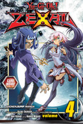 Yu-Gi-Oh! Zexal Manga Volume 4