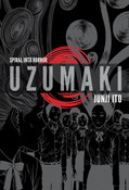 Uzumaki 3 in 1 Deluxe Edition Manga (Hardcover)