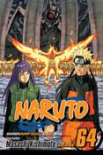 Naruto Manga Volume 64