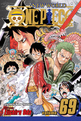 One Piece Manga Volume 69