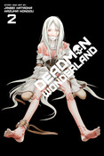 Deadman Wonderland Manga Volume 2
