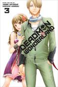 Deadman Wonderland Manga Volume 3