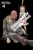 Deadman Wonderland Manga Volume 4