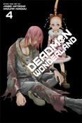 Deadman Wonderland Manga Volume 4
