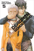 Deadman Wonderland Manga Volume 5