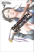 Deadman Wonderland Manga Volume 7