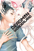 Deadman Wonderland Manga Volume 13