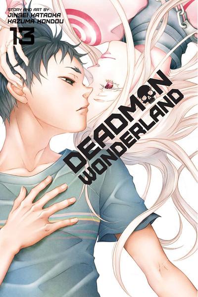 Deadman Wonderland Manga Volume 13