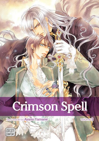 Crimson Spell Manga Volume 2
