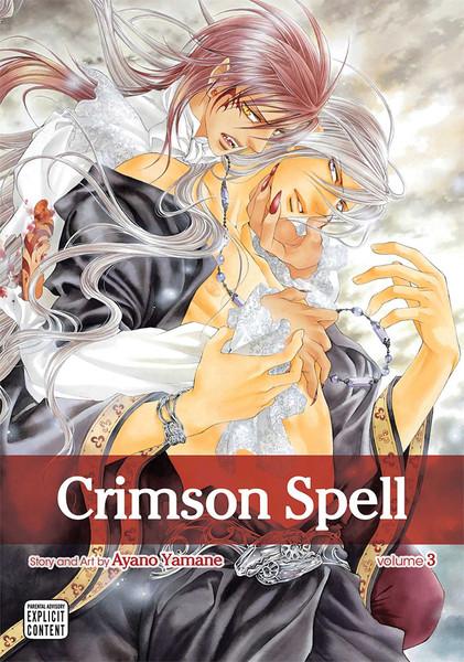 Crimson Spell Manga Volume 3