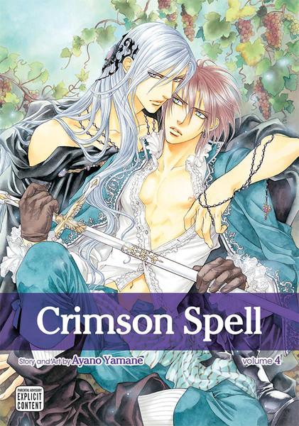 Crimson Spell Manga Volume 4
