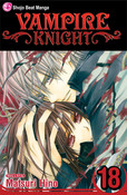 Vampire Knight Manga Volume 18